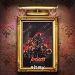 Juan Ramos Avengers Jeu Final Variante Régulière Affiche Imprimé Vendu