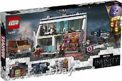 Lego Marvel Avengers Film 4 76192 Avengers Endgame Letztes Duell