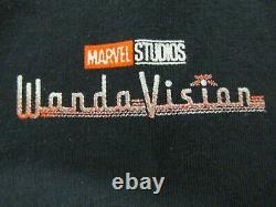 Marvel Avengers Endgame Film Crew Promo Jacket + Chemise Disney Wandavision Gratuite