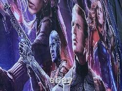 Marvel Avengers Endgame Los Angeles Première Mondiale Bannière Géante Première Présentation