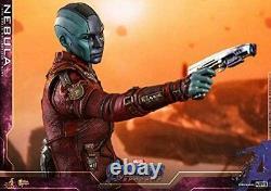 Movie Masterpiece Avengers Endgame 1/6 Action Figurine Nebula Hot Toys Ht904611