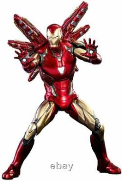 Movie Masterpiece Hot Toys Iron Man Mark Mk85 1/6 Figure Avengers Endgame