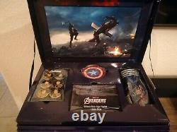 Nouveau Disney Movie Club Avengers Endgame Box Bundle Marvel Exclusive