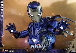 Nouveau Hot Toys Film Masterpiece Diecast Avengers Endgame Rescue 1/6 Échelle Figure