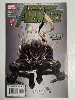 Nouveaux Avengers 11, 1ère Apparition De Ronin (hawkeye) Fin Du Film De Jeu, Nm+/mint 9.8